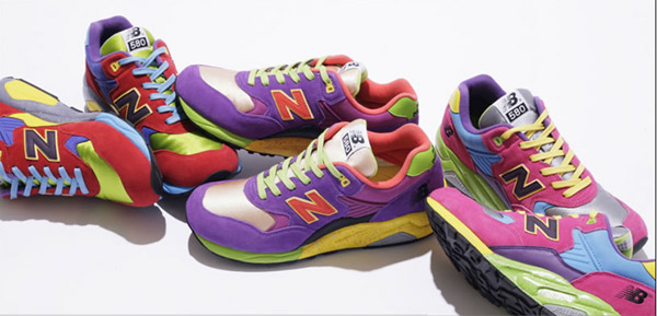 new balance 580 stussy clothing